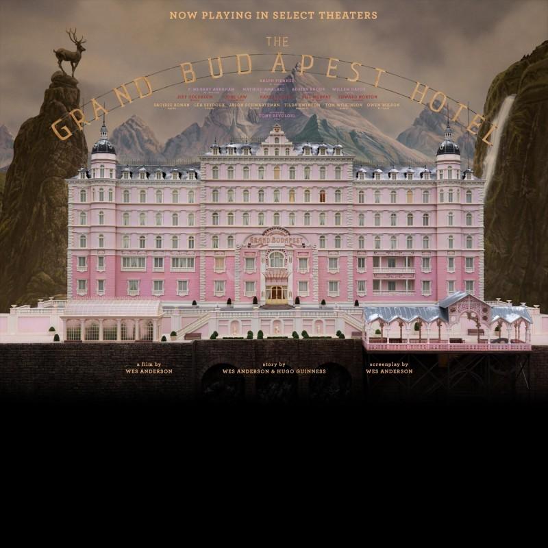 Pantallazo El gran hotel Budapest