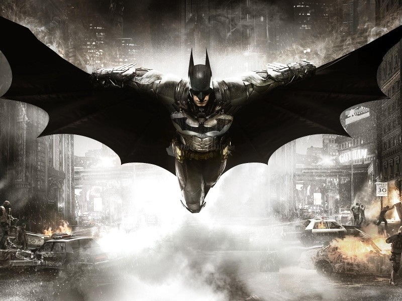 Pantallazo Batman: Arkham Knight