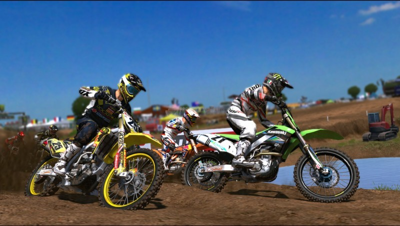 Pantallazo MXGP - The Official Motocross Videogame