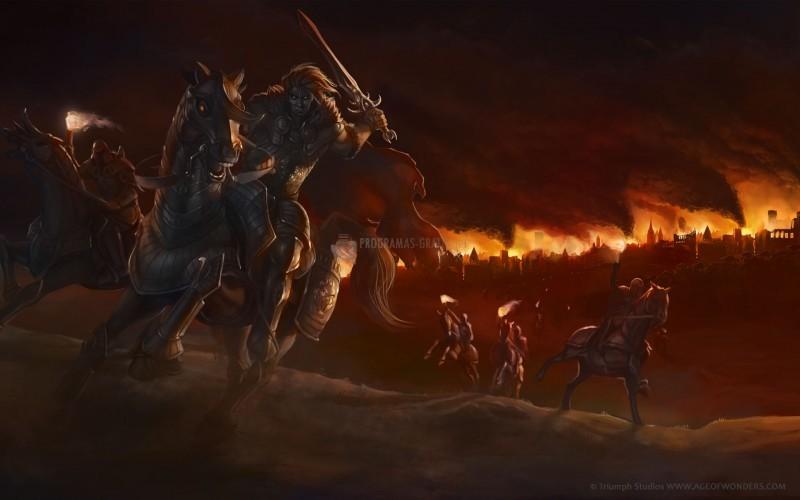 Pantallazo Age of Wonders III