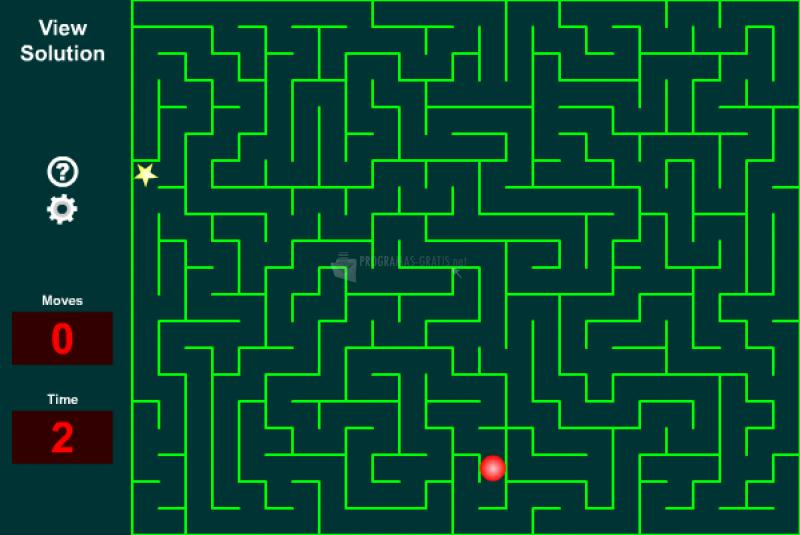 Pantallazo Maze