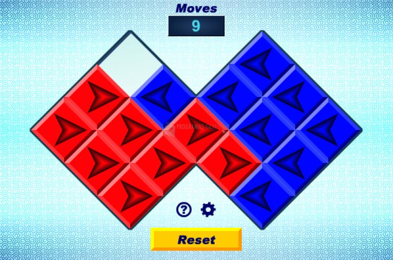 Pantallazo Swap Game