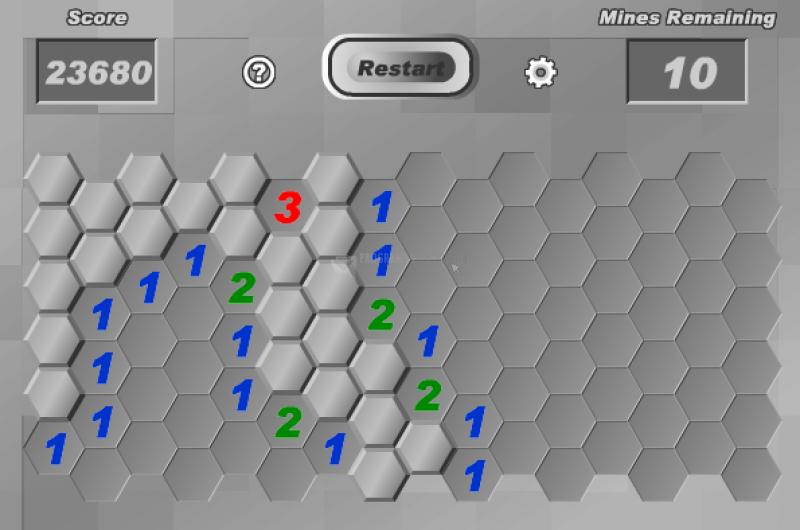 Pantallazo Hex Mines