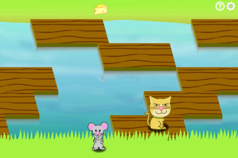 Pantallazo Mouse and Cat