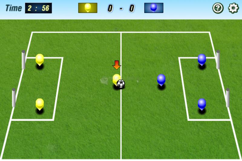 Pantallazo Soccer
