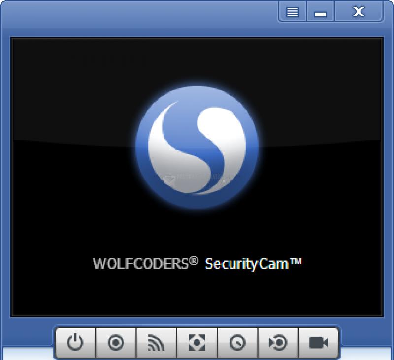 Pantallazo Wolfcoders SecurityCam