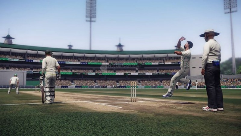 Pantallazo Don Bradman Cricket 14