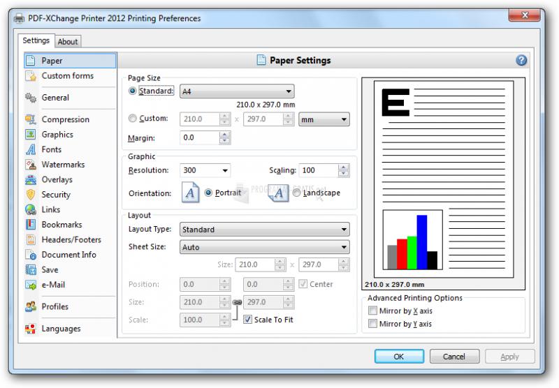 Pantallazo PDF-XChange Pro