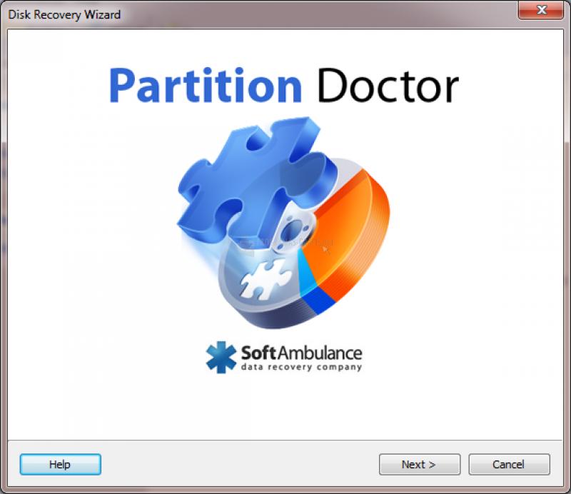 Pantallazo Partition Recovery