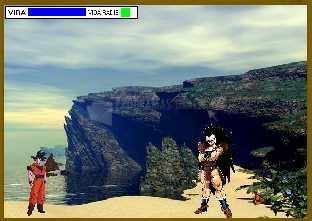 Pantallazo DragonBall Zx