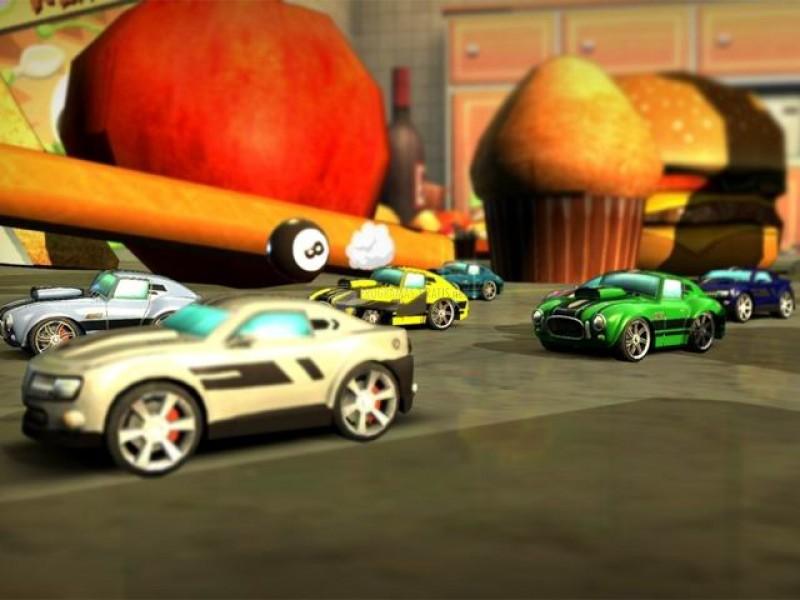 Pantallazo Super Toy Cars