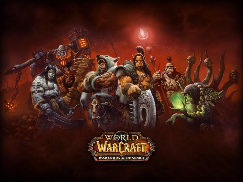 Pantallazo Warlords of Draenor