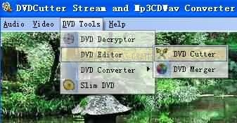 Pantallazo DVDCutter Stream and Converter