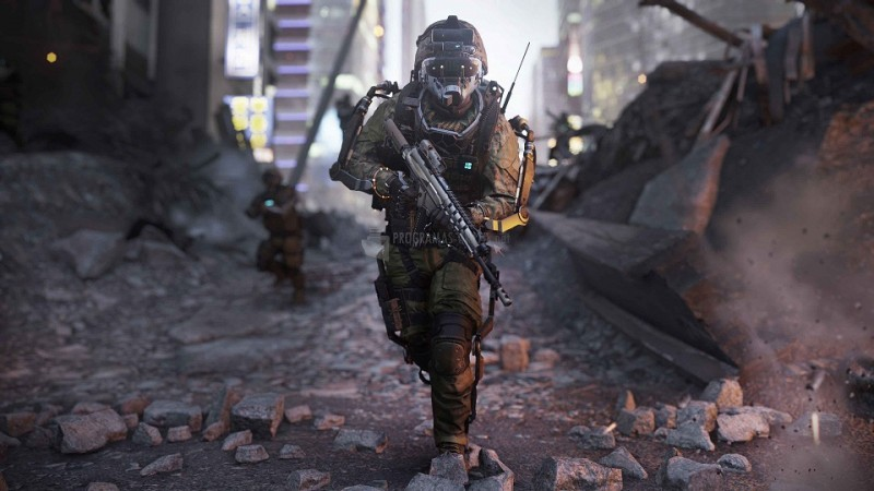 Pantallazo Call of Duty: Advanced Warfare