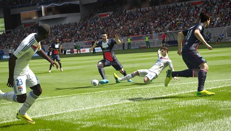 Pantallazo FIFA 15