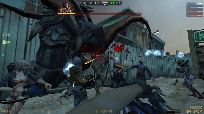 Pantallazo Counter Strike Nexon: Zombies