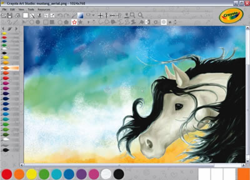 Descargar Crayola Art Studio Gratis Para Windows