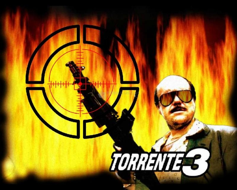 Pantallazo Torrente 3 Salvapantallas