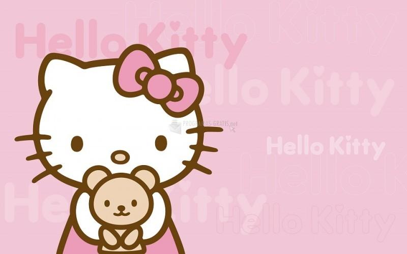 Pantallazo Hello Kitty Tema