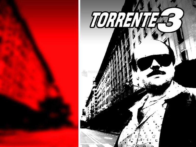 Pantallazo Fondo de Escritorio Torrente 3