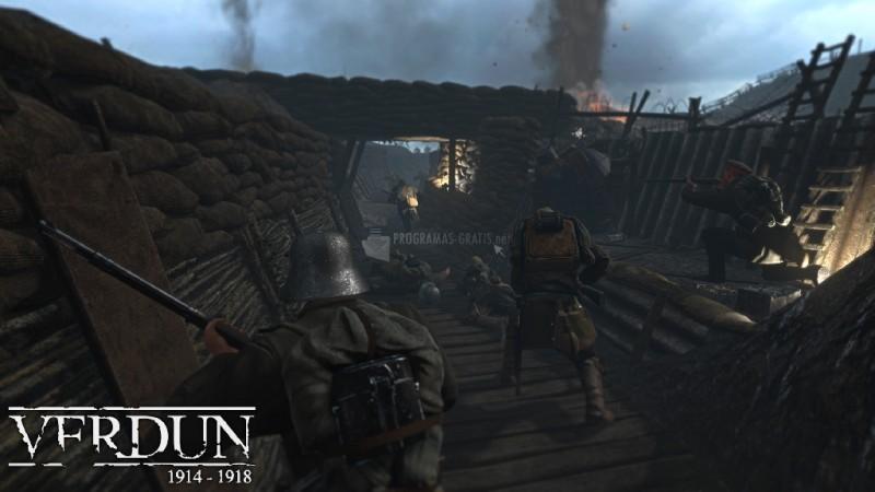 Pantallazo Verdun