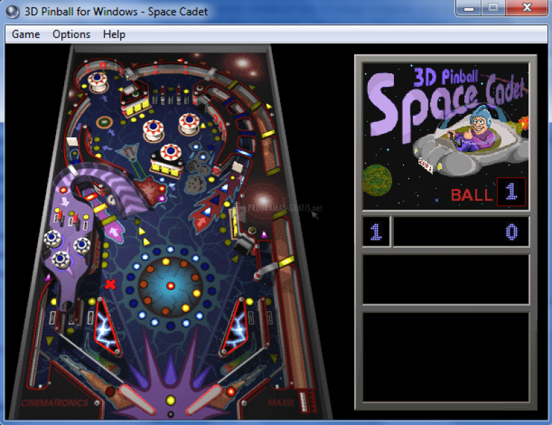 Descargar 3d Pinball Space Cadet Gratis Para Windows
