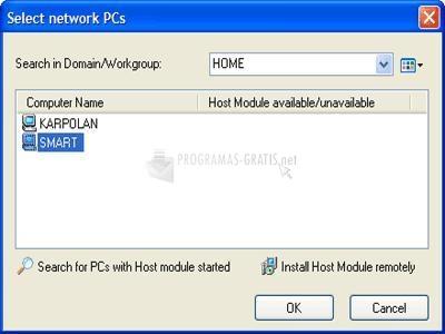 Screenshot Remote Control Desktop