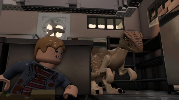 Pantallazo LEGO Jurassic World