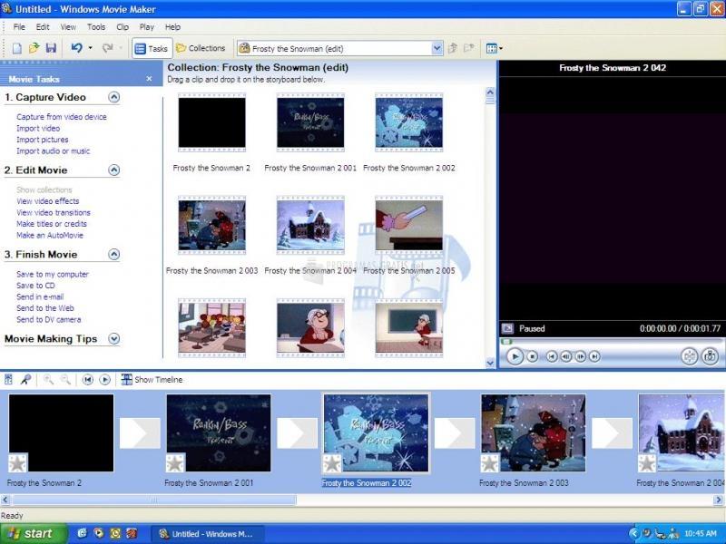 download free movie Window maker