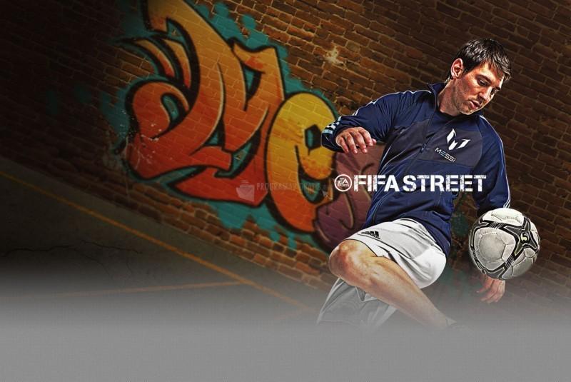 Pantallazo FIFA Street