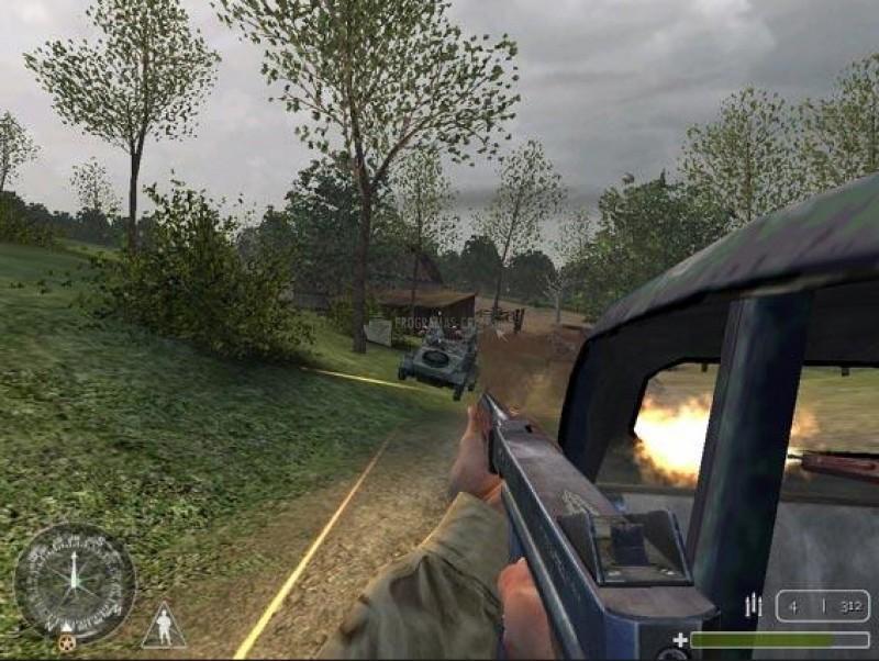 Pantallazo Call of Duty