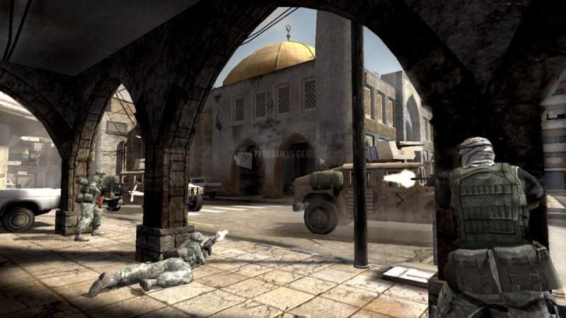 Pantallazo Battlefield 2