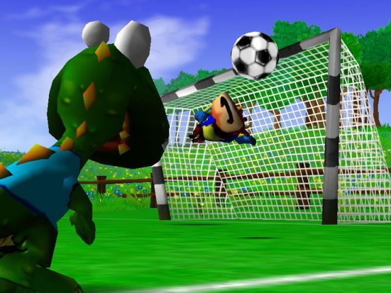 Pantallazo Pet Soccer