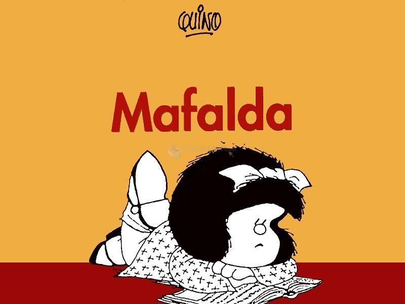 Pantallazo Fondo de Escritorio Mafalda