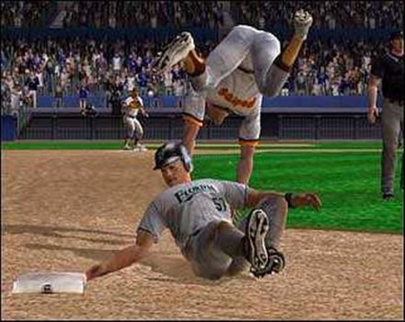 Pantallazo MVP Baseball 2004
