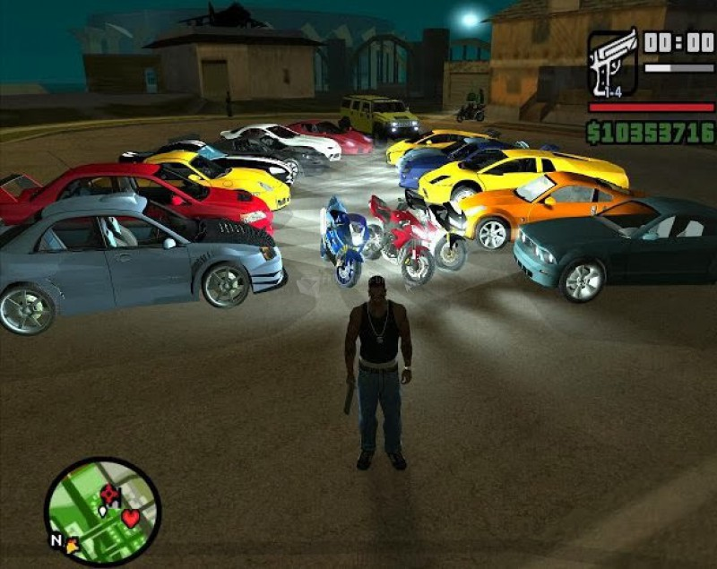descargar juego gta san andreas para pc windows 7 gratis