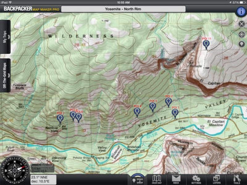 Pantallazo Map Maker Pro