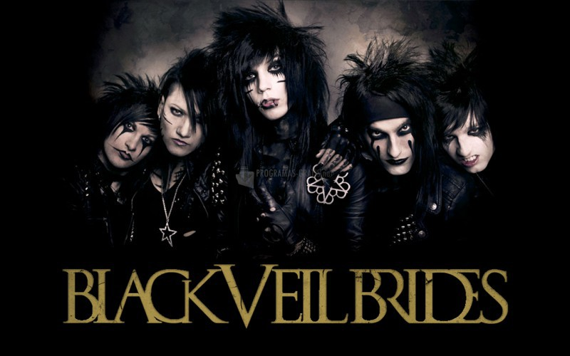 Pantallazo Black Veil Brides Wallpaper