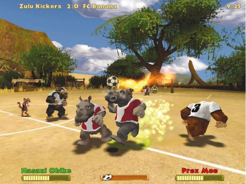 Pantallazo Crazy Kickers