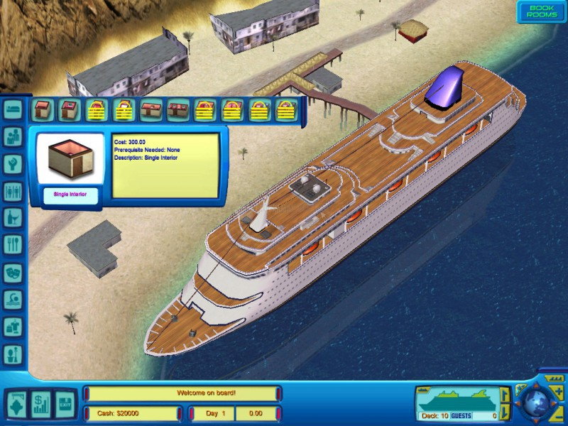 Pantallazo Cruise Ship Tycoon