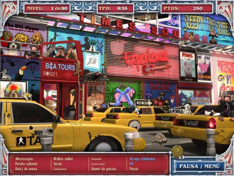 Pantallazo Big City Adventure: New York