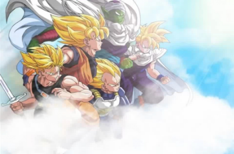 Pantallazo Dragon Ball Z Screensaver