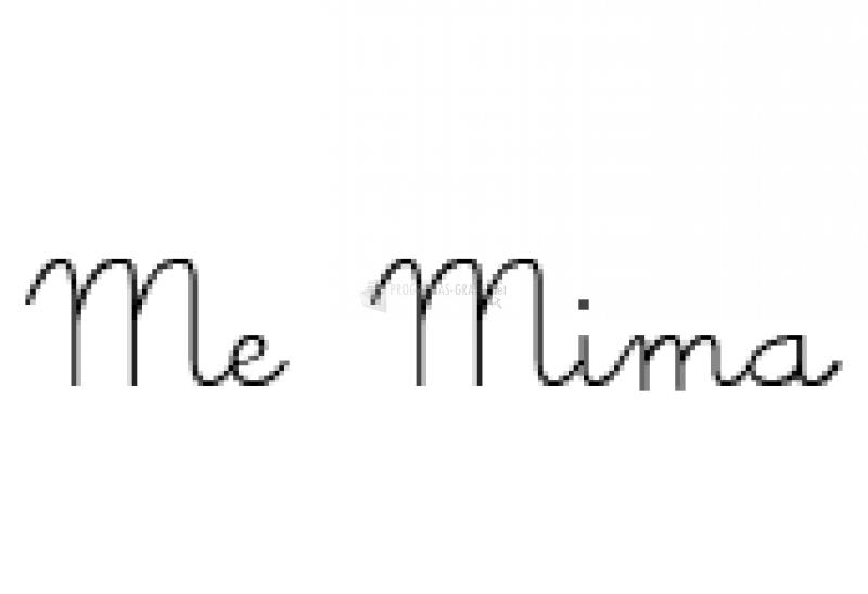 Pantallazo Fuente Me Mima