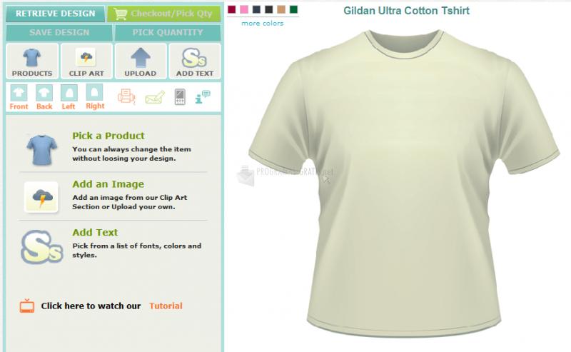 ⌨ Descargar Desktop Tshirt Creator 1.1 Gratis para Windows 75381a073e809