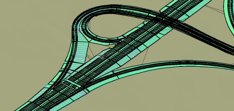 Pantallazo AutoCAD Civil 3D