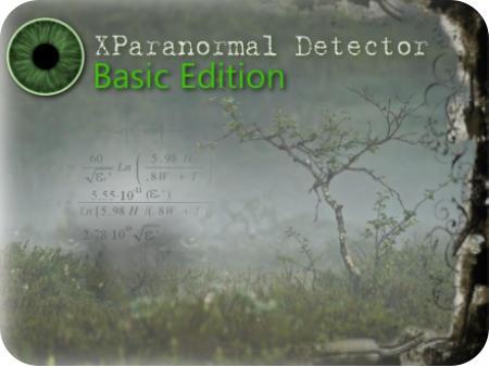 Pantallazo XParanormal Detector
