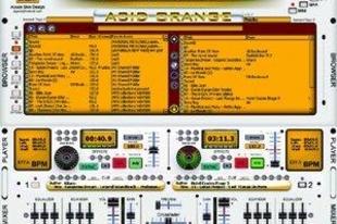 gratis atomix mp3 acid orange skin