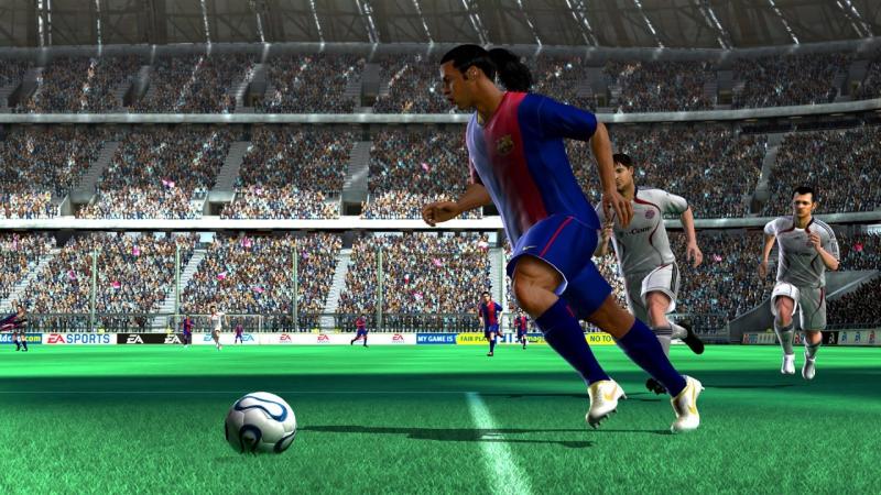 Pantallazo FIFA 07