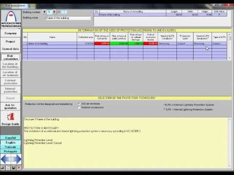 Pantallazo Risk Assessment Software