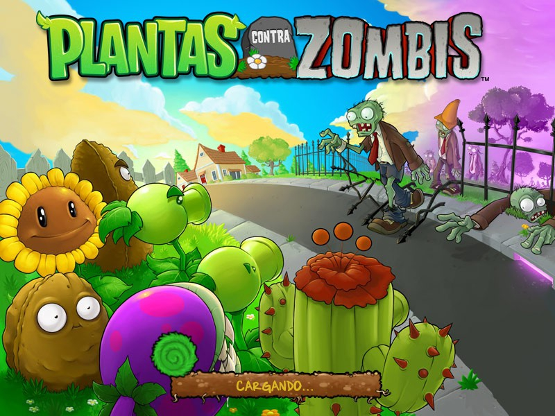 Pantallazo Plants VS Zombies Spanish Patch